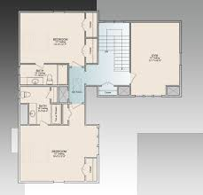 2nd Floor House Plan by The Ingalls 9772 3 Bedrooms And 3 Baths The House Designers