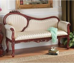 Victorian Sofa Set by Furniture Gorgeous Victorian Settee Loveseat With Hand Carved