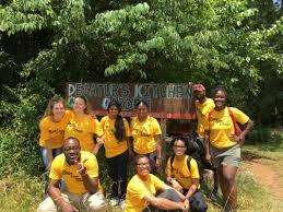 Gatech Campus Map Summer 2016 Urban Honeybee Project Georgia Institute Of