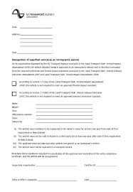 sample letter u2013 recognition of specified vehicle as an immigrant u0027s