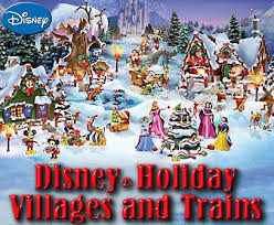 holiday villages and trains