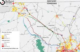 Nashville Airport Map As Middle Tennessee Weighs Trio Of Transit Options It U0027s All Or
