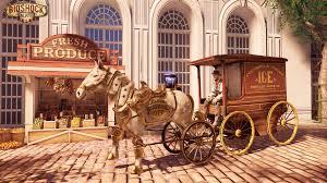 steampunk horse bioshock infinite resonances for creative