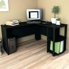 modern black computer desk large black computer desk large size of black computer desk computer
