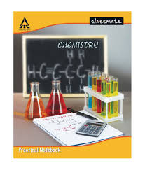 classmate book classmate multicolour chemistry practical note book pack of 6