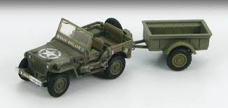 gemini jeep hg1607 willys jeep 5th army 101st military police 148 scale