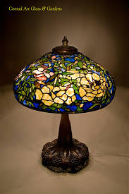 my stained glass lamp work art glass u0026 gardens