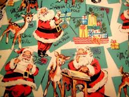 vintage christmas wrapping paper 274 best vintage christmas wrapping paper images on