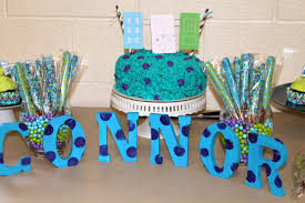 monsters inc cake toppers morsels party planning come party with the monsters from monsters