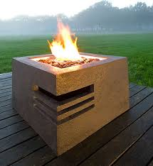 Contemporary Firepit Gas Pits For Contemporary Homes