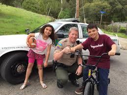 Tolay Pumpkin Patch Petaluma by Marin Sheriff U0027s Officials Reunite Boy With Stolen Bike In