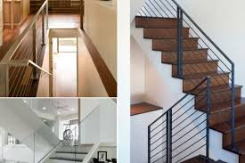 Contemporary Handrails Modern Handrail Designs That Make The Staircase Stand Out