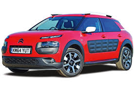 citroen cactus review carbuyer