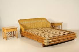letti e comodini letto e comodini in bamboo mobilio modernariato dimanoinmano it