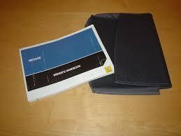 renault megane iii owners manual handbook with wallet 2008 2013
