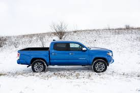 2016 toyota tacoma reviews and rating motor trend