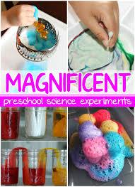 magnificent preschool science experiments conservamom