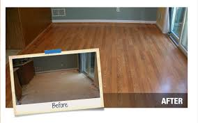 laminate flooring installation at the home depot