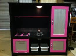 Entertainment Center Ideas Diy Repurposed Entertainment Center Childs Kitchen I Did It