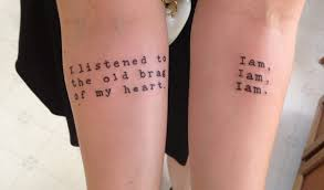 meaningful tattoos elaxsir