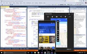 mobile application development to build apps in c xamarin