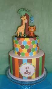 fisher price rainforest baby shower cakecentral com
