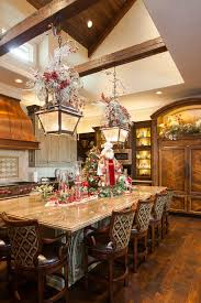 rustic cafe decor kitchen traditional with decorations
