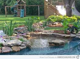 Landscaping Ideas For Florida by 15 Pond Landscaping Designs For Your Garden Home Design Lover
