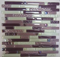 cheap glass tiles for kitchen backsplashes purple glass mosaic tile backsplash sgmt063 white glass tiles
