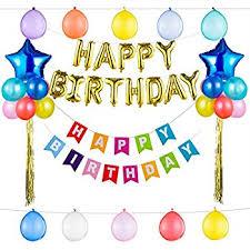 amazon com fecedy cute colorful alphabet letters foil balloons