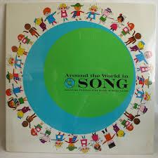 unknown artist around the world in song vinyl lp at discogs