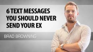 thanksgiving text messages friends 6 things you should never text your ex bad text messages youtube