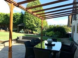 Backyard Canopy Ideas Outside Canopy Patio Canopy Canopy Profile Brown Patio Canopy With