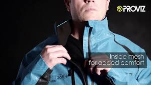 insulated cycling jacket reflect360 crs plus cycling jacket youtube