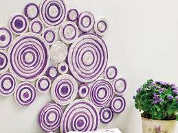 diy home decor wall diy wall art projects using newspaper kitchen and bedroom wall decor