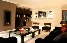 Alluring  Living Room Decorating Ideas Dark Furniture - Living room paint colors with brown furniture