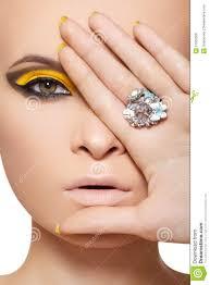 Make Up Jewelry