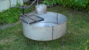 Higley Fire Pits by Higleyfirepits Com Stainless Steel Fire Pit Youtube