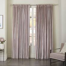 Contemporary Blackout Curtains Blackout Drapes West Elm