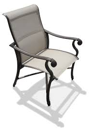 Patio Sling Chair Patio Furniture Rx Patio Hearth