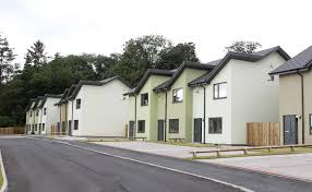charitable bond investment to fund 80 affordable homes for