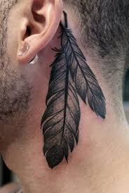 the 25 best behind the neck tattoos ideas on pinterest finger
