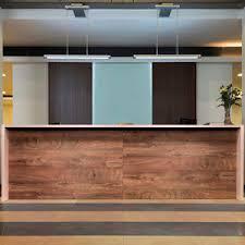 Wood Reception Desk Wooden Reception Desk All Architecture And Design Manufacturers