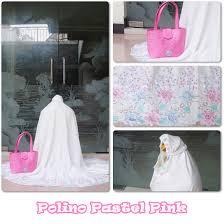 merak putih mukena polino pastel pink belimukena com