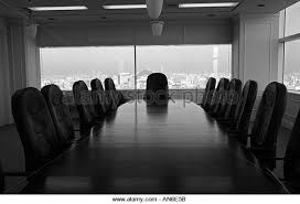 Black Boardroom Table Directors Chairs Boardroom Stock Photos U0026 Directors Chairs