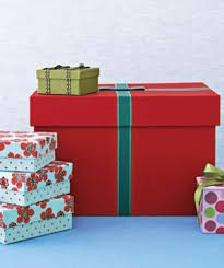 where to buy boxes for presents creative gift wrapping ideas real simple