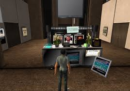 Medical Reception Desks by Jmir Promoting Health In Virtual Worlds Lessons From Second Life