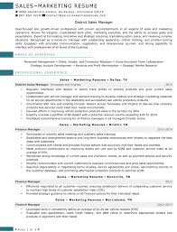 Sales Manager Resume Samples by Resume Samples For Sales And Marketing Jobs