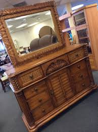 SOLD Tommy Bahama Style Dresser And Mirror Clearwater Home - Tommy bahama style furniture