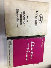 2000 hyundai elantra manual hyundai elantra repair manual ebay